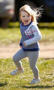 Mia Grace Tindall Είναι η κόρη της πριγκίπισσας Zara Phillips (η αγαπημένη εγγονή της Βασίλισσας Ελισάβετ και κόρη της πριγκίπισσας Anne) η οποία είναι έγκυος στο δεύτερο παιδί της