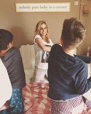 Ντορέττα Παπαδημητρίου: Δείτε φωτογραφίες από το μοντέρνο σπίτι της (pics)