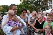 #ObamaAndKids το hastag που κάνει θραύση στο διαδίκτυο