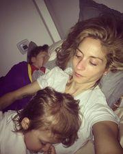 Σοφία Καρβέλα: Δείτε τη νέα φοβερή φωτογραφία του γιου της που ανέβασε στο Instagram
