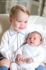 Πρίγκιπας George και πριγκίπισσα Charlotte