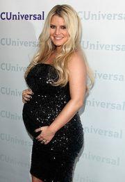 8.Jessica Simpson (μητέρα του Ace και της Maxwell) «Οι άνθρωποι συνηθίζουν να λένε ότι οι εγκυμονούσες λάμπουν. Εγώ λέω ότι λάμπουν από τον άπλετο ιδρώτα. Δεν υπάρχει χειρότερο πράγμα.»