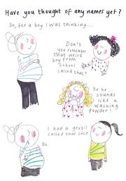 Μαμά παρουσιάζει το χάος, τη σύγχυση αλλά και τη χαρά της μητρότητας σε ξεχωριστά σκίτσα (pics)