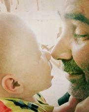 Γρηγόρης Γκουντάρας: Ο γιος του Οδυσσέας έχει γενέθλια και συγκινεί με την ανάρτησή του (pic)