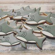 Παιδικό πάρτι με θέμα τους καρχαρίες που θα ξετρελάνει τους μικρούς σας
