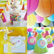 Δέκα ξεχωριστές ιδέες για παιδικό πάρτι στο σπίτι (pics)
