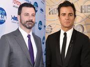 Jimmy Kimmel και Justin Theroux