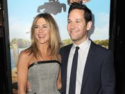Jennifer Aniston και Paul Rudd