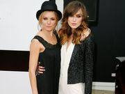 Sienna Miller και Keira Knightley