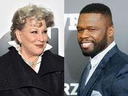 Bette Midler και 50 Cent
