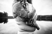 Οι ωραιότερες φωτογραφίες που δείχνουν με ρεαλιστικό τρόπο το σώμα μετά τον τοκετό (pics)