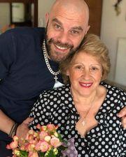 Ο Stavento με τη γλυκιά μαμά του, που σύντομα θα την κάνει γιαγιά