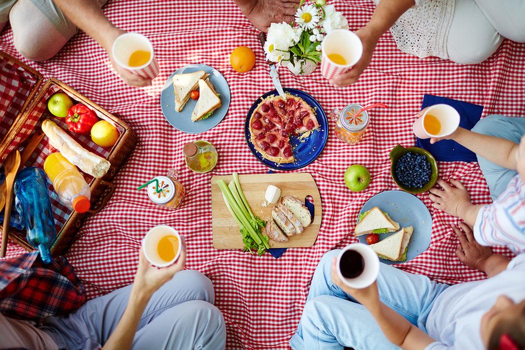 Όλα όσα θα χρειαστείτε για να οργανώσετε ένα υπέροχο οικογενειακό πικ νικ