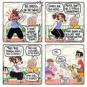 Είκοσι σκίτσα που δείχνουν πώς είναι να είσαι μια σύγχρονη μαμά