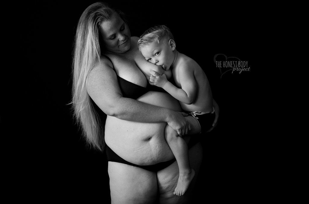 Παρατεταμένος θηλασμός: Μαμάδες δίνουν τη δική τους απάντηση μέσα από αυτές τις φωτογραφίες