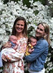 Η δύναμη της φιλίας: Έφερε στον κόσμο τα παιδιά της φίλης της