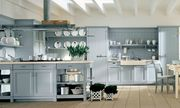 Είκοσι πέντε ιδέες για ράφια κουζίνας - Είναι τόσο πρακτικά (pics)