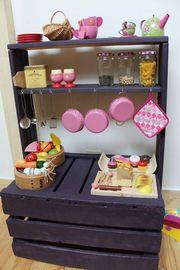 Κι όμως με μερικές παλέτες μπορείτε να φτιάξετε υπέροχες κατασκευές για τα παιδιά σας (pics)