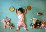 Δείτε πώς φωτογράφισαν αυτοί οι γονείς τα μωρά τους - Το αποτέλεσμα είναι ξεχωριστό