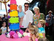 Κάν' το όπως η Tori Spelling: Τα πιο ευφάνταστα παιδικά πάρτι της ανήκουν δικαιωματικά