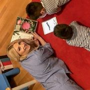 Φαίη Σκορδά: «Βλέπω τα βίντεο των παιδιών μου και κλαίω»