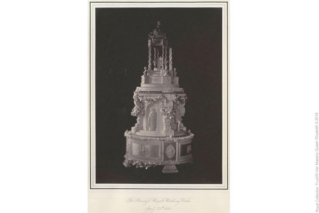 Η γαμήλια τούρτα της πριγκίπισσας Victoria το 1840