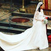 Πριγκιπικοί γάμοι! Τα νυφικά που έμειναν στην ιστορία