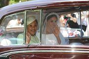 Meghan Markle: Τα δάκρυα της μητέρας της στον γάμο, μας ράγισαν την καρδιά