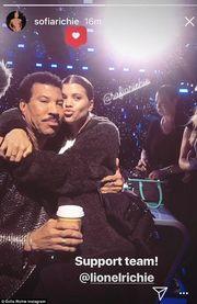 Lionel Richie: Η 19 χρονη κόρη του Sofia είναι μια κούκλα
