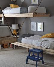 Δέκα μοντέρνα εφηβικά δωμάτια για όλα τα γούστα (pics)