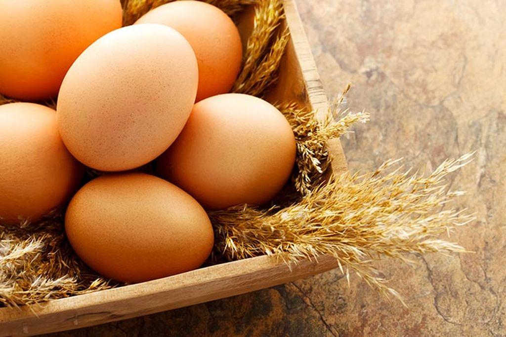 Τα αβγά είναι πλούσια σε πρωτεΐνες και βιταμίνη Β12.
