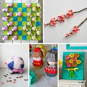 Μην πετάτε τις αυγοθήκες -  Φτιάξτε υπέροχες κατασκευές με τα παιδιά (pics)