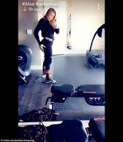 Η Khloe Kardashian μας δείχνει το κορμί της λίγο μετά τη γέννα