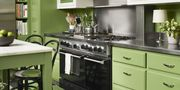 Είκοσι κουζίνες σε όλες τις αποχρώσεις του πράσινου που θα σας ενθουσιάσουν