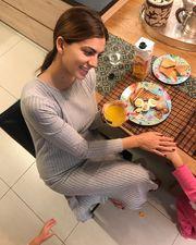 Σταματίνα Τσιμτσιλή: Δείτε το υπέροχο σπίτι της