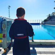 Γιώργος Λιάγκας: Δείτε τον γιο του, Γιάννη να δαμάζει τα κύματα