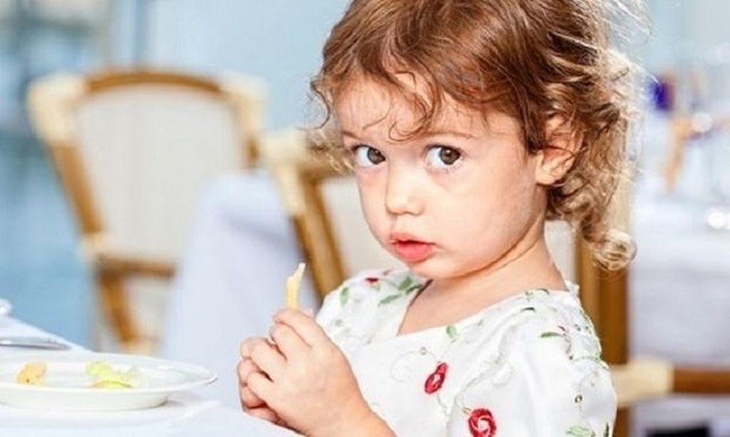 Πώς θα καταλάβω ότι η όρεξη του παιδιού μου για φαγητό είναι φυσιολογική;