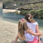 Ελένη Μενεγάκη: Οι δύο μικρότερες κόρες της ήταν ο, τι καλύτερο είδαμε το τριήμερο