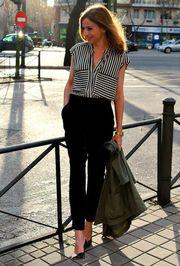 «Τι να φορέσω στη δουλειά;» - Είκοσι προτάσεις που θα κάνουν την επιλογή σου πιο εύκολη (pics)