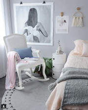 Διακοσμήστε το βρεφικό δωμάτιο σε ουδέτερα χρώματα - Απίθανες ιδέες από το Instagram