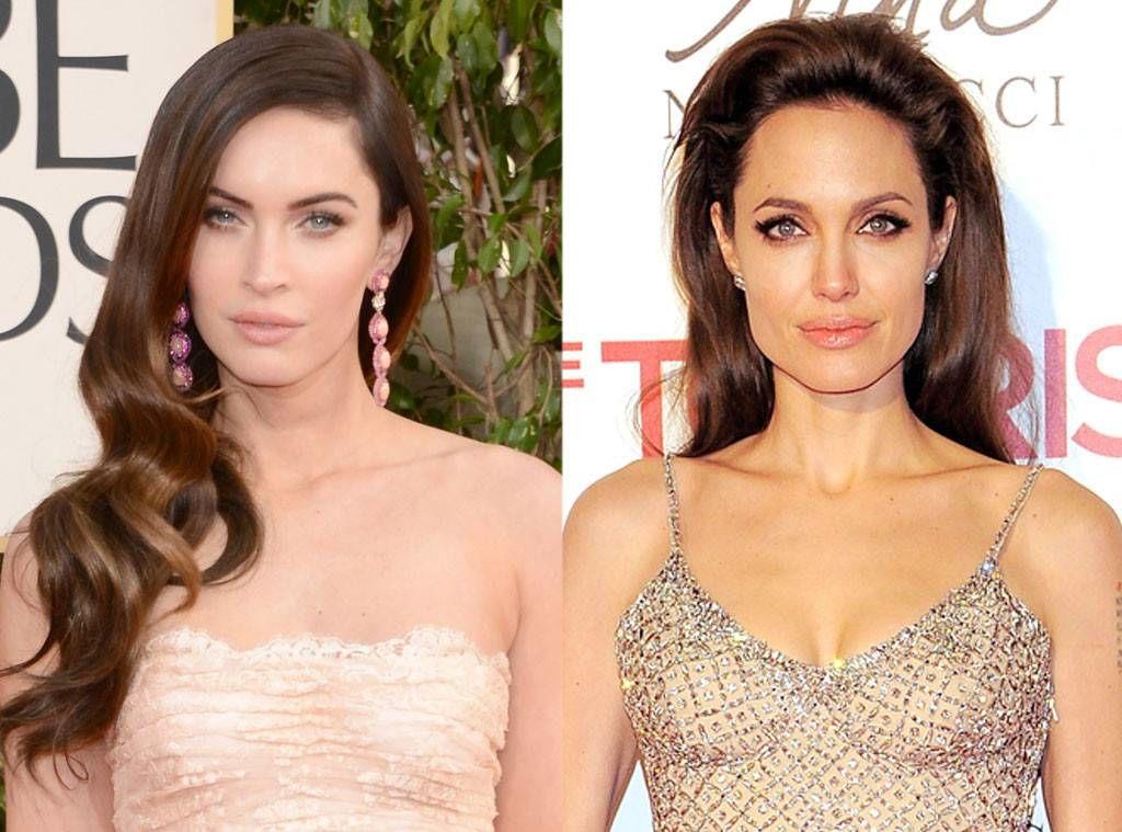 Megan Fox - Angelina Jolie