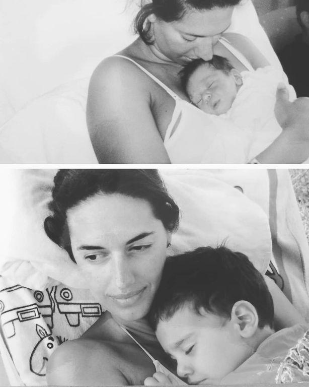 Έτσι ευχήθηκε «χρόνια πολλά» στην κόρη της η Ελληνίδα ηθοποιός (pic)
