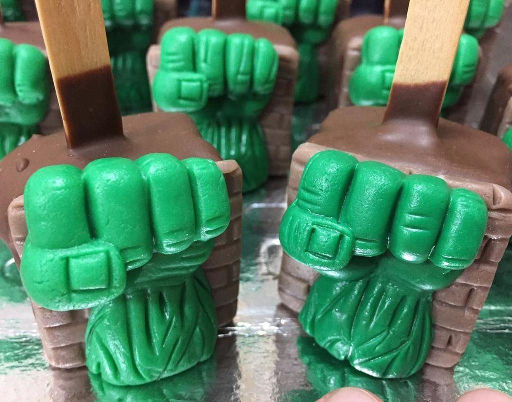 Απίθανες ιδέες για παιδικό πάρτι, με θέμα τον υπέρ-ήρωα Hulk
