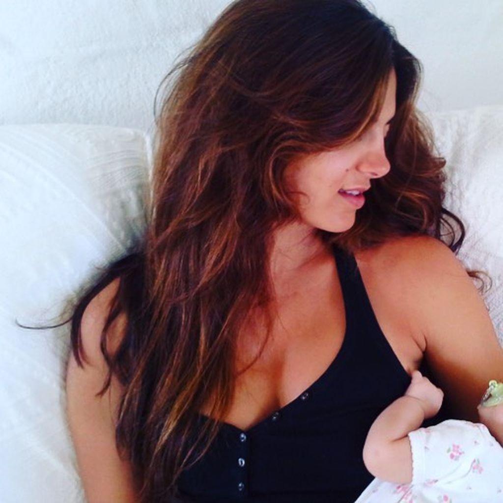 Σταματίνα Τσιμτσιλή: Για πρώτη φορά μετά από καιρό φωτογραφίζεται με τον γιο της (pics)