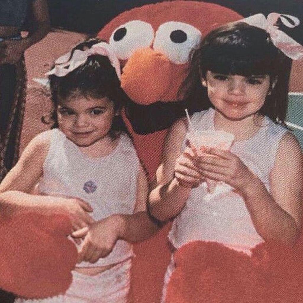 Kendall και Kylie Jenner: Δείτε πώς ήταν στην παιδική τους ηλικία