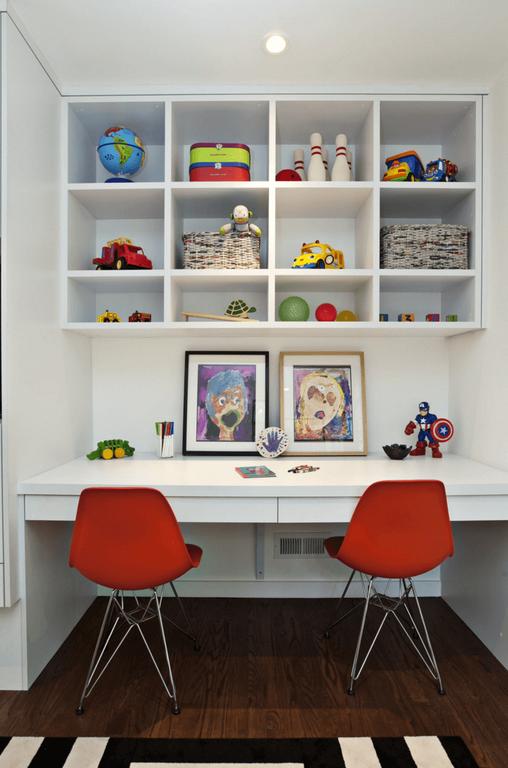 Δέκα ιδέες για παιδικό δωμάτιο που το μοιράζονται δύο παιδιά (pics)
