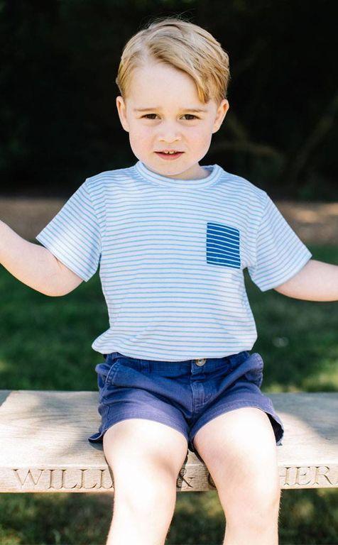 Ο πρίγκιπας George έχει γενέθλια και θυμόμαστε τις καλύτερες στιγμές του μπροστά στο φακό