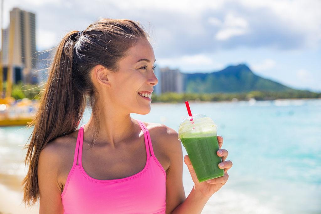 Θέλεις να χάσεις βάρος; Δες ποια είναι τα πιο αποτελεσματικά detox ροφήματα