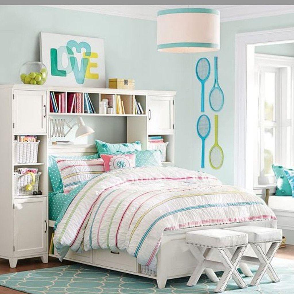 Διακόσμηση νεανικού δωματίου για κορίτσια - 15 όμορφες ιδέες