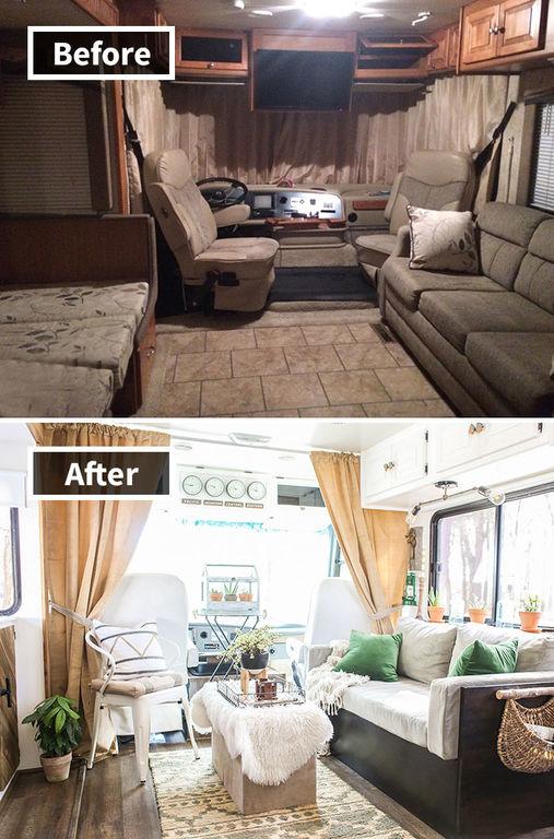 Είκοσι δωμάτια σπιτιού «πριν» και «μετά» την ανακαίνιση που σας εντυπωσιάσουν (pics)